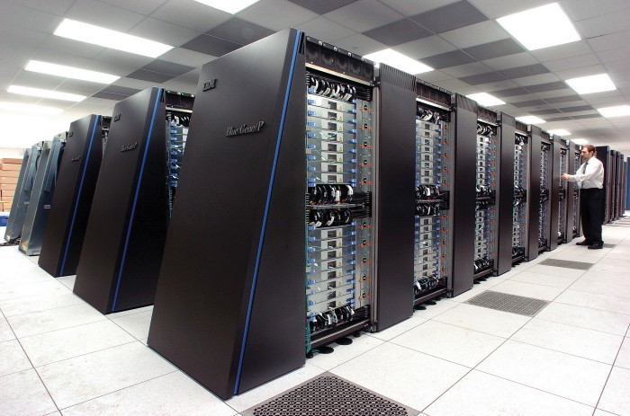 IBM_Blue_Gene_P_supercomputer