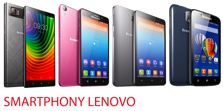 Smartphony-Lenovo