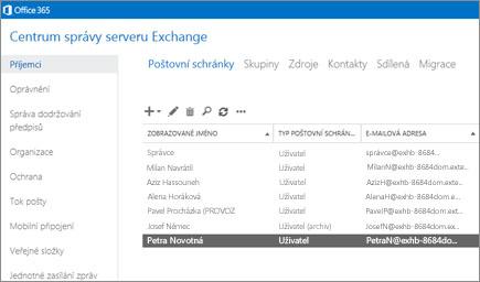Exchange top features